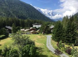 Appartement Arolles, Chamonix-Mont-Blanc (Near Argentière)