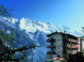 Hotel Alpina, Mürren