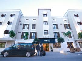 Hotel Costa Blanca, Denia