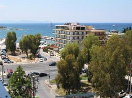 Exclusive Apartment in Glyfada Centre, 1' to Beach, Афины (рядом с городом Glyfáda)