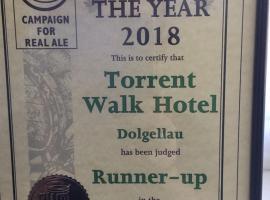 Torrent walk hotel/B&B, Dolgellau