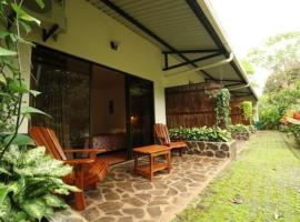 Tirimbina Rainforest Lodge, Sarapiquí (Tirimbina yakınında)