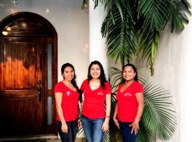 Billfish Inn, Ceiba Mocha (рядом с городом Истапа)