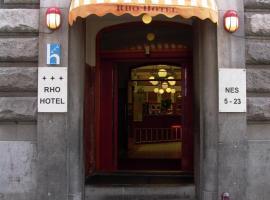 Rho Hotel, Amsterdam