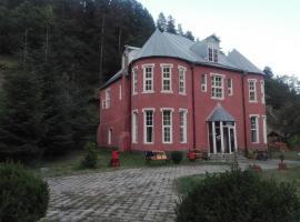 Hotel Kapa Abastumani, Абастумани (рядом с городом Саирме)