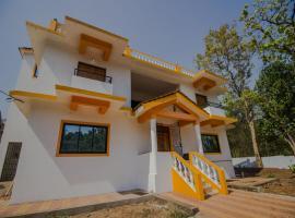 OYO 13914 Home Graceful studio siolim, Cunchelim