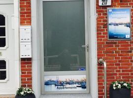 Hotel Ammerland Ferienwohnung, Wilhelmshaven (Voslapp yakınında)