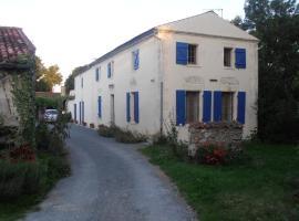la Platière, Yves (рядом с городом Thairé)