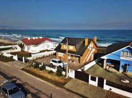Chalet Playa de Coto Beach, Barreiros (Pena yakınında)
