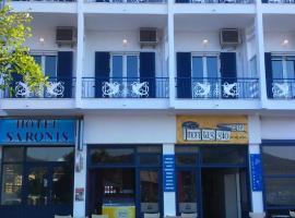 Saronis Hotel, Galatas