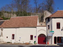 Gite Le Castelnaute, Châteauneuf-sur-Cher (рядом с городом Vallenay)