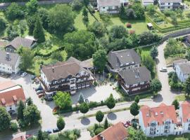 Hotel Riegeler Hof, Riegel (Bahlingen yakınında)