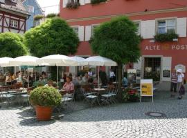 Alte Post, Lindau