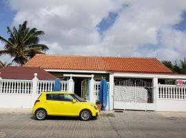 Posada San Barbola, Oranjestad (Paradera yakınında)