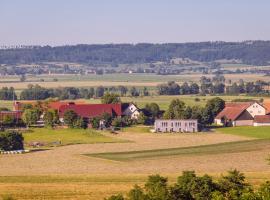 Ferienhof Neudeck, Leutershausen (Vehlberg yakınında)