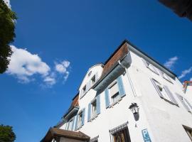 Hotel Alt Heidenheim, Heidenheim an der Brenz (Heldenfingen yakınında)