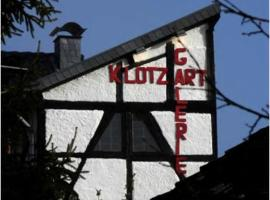 Klotzart Kreativ-Hof, Antweiler (Eichenbach yakınında)