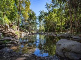 Cedar Creek Lodges, Mount Tamborine (Tamborine yakınında)