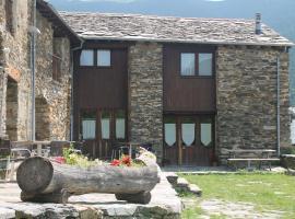 Can Bonada, El Serrat (Queralbs yakınında)
