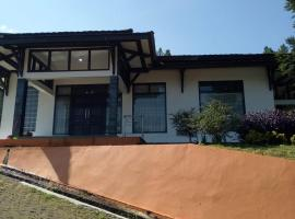Villa Pinus, Tegal (рядом с городом Bumijawa)