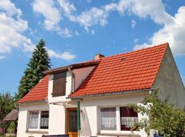 tierfreundliches Ferienhaus Qualzo, Qualzow