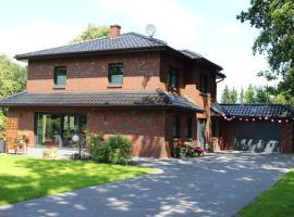 Ferienwohnung Arnold, Westerscheps (Godensholt yakınında)