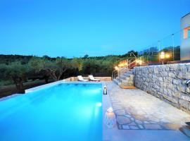 disCrete Villa Lappa, Archontiki