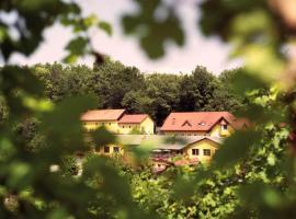 Ferienwohnungen & Zimmer im Weingarten, Mitteregg (Kitzeck im Sausal yakınında)
