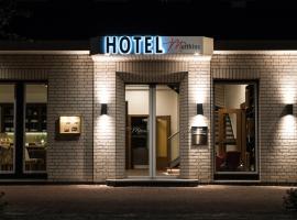 Hotel Matthias, Gnarrenburg
