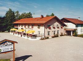 Alpengasthof Geiselstein, Halblech (Buching yakınında)