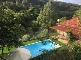 River House Melgaço, Melgaço (Crecíente yakınında)