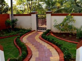 Siddhant Holiday Home, Dapoli (рядом с городом Kolthare)