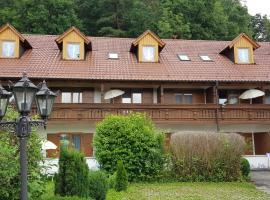 Ferienunterkunft Landshut-Altdorf, Altdorf (Linden yakınında)