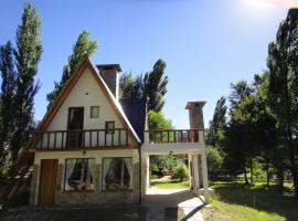 Pinar del Valle Cabañas Resort Spa, La Carolina (San Francisco del Monte de Oro yakınında)