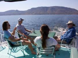 Royal Game Houseboat, Kariba
