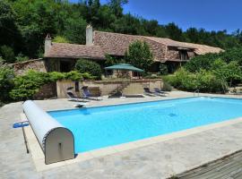 Villa Le Claud - 3, Saint-Laurent-des-Hommes