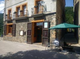 Hostal Can Serra, Pardines