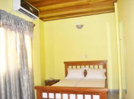 hôtel la negresse, Douala