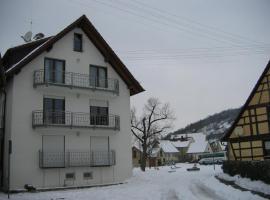 Haus Tauberair, Archshofen (Creglingen yakınında)