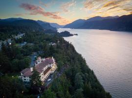 Columbia Gorge Hotel & Spa, Hood River