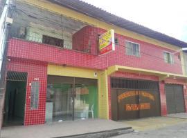 Pousada do Cabeça, Humberto de Campos (Santo Amaro yakınında)