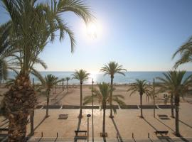 LOTELITO Escucha y disfruta del mar en 1º Línea San Juan Playa