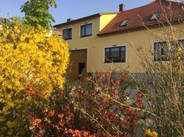 Amstetter's Ferienwohnung, Waldenstein (Ullrichs yakınında)