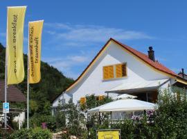 B&B Schlicht & einfach Traumhaft, Unterkulm (Staffelbach yakınında)