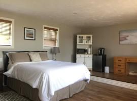 Alma Shore Lane Suites & Cottages, Alma (Riverside yakınında)