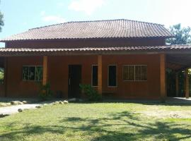 Tarimba do Alto - Casa para temporada nas Cavernas do PETAR, Iporanga (Ribeira yakınında)
