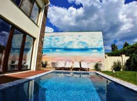 Elite villa. Odessa. Sovinyon.