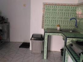 Ruang tamu dapur kamar .. Kamar mandi, Tuwel (рядом с городом Bumijawa)