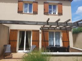 villa Mautemps, Pierrevert