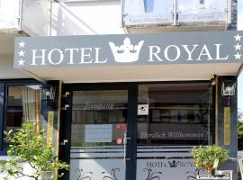 Hotel Royal, Bad Salzuflen (Pillenbruch yakınında)